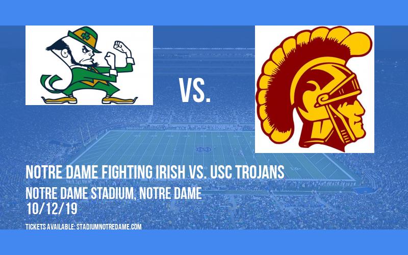 PARKING: Notre Dame Fighting Irish vs. USC Trojans at Notre Dame Stadium
