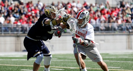 Ohio State Buckeyes Men's Lacrosse vs. Notre Dame Fighting Irish at Notre Dame Stadium