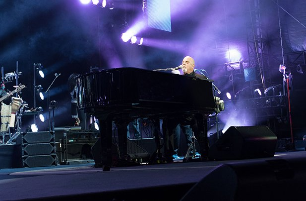 Billy Joel at Notre Dame Stadium