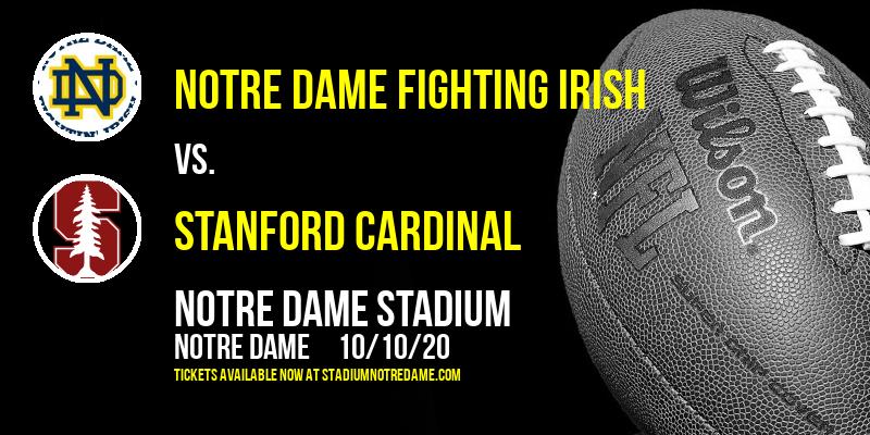 Notre Dame Fighting Irish vs. Stanford Cardinal at Notre Dame Stadium