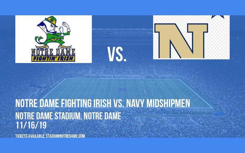 PARKING: Notre Dame Fighting Irish vs. Navy Midshipmen at Notre Dame Stadium