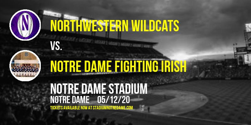 Northwestern Wildcats vs. Notre Dame Fighting Irish at Notre Dame Stadium