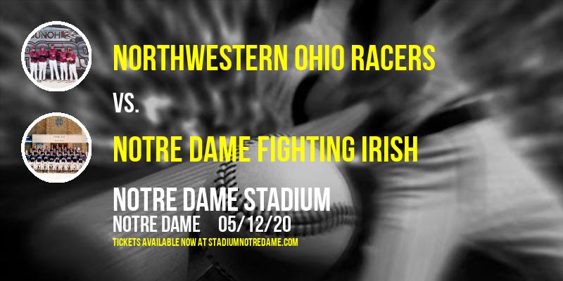 Northwestern Ohio Racers vs. Notre Dame Fighting Irish at Notre Dame Stadium